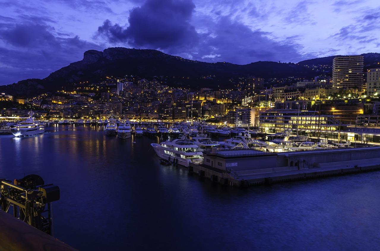 """Illustration de la page """"Monaco au fil de l'eau"""""""