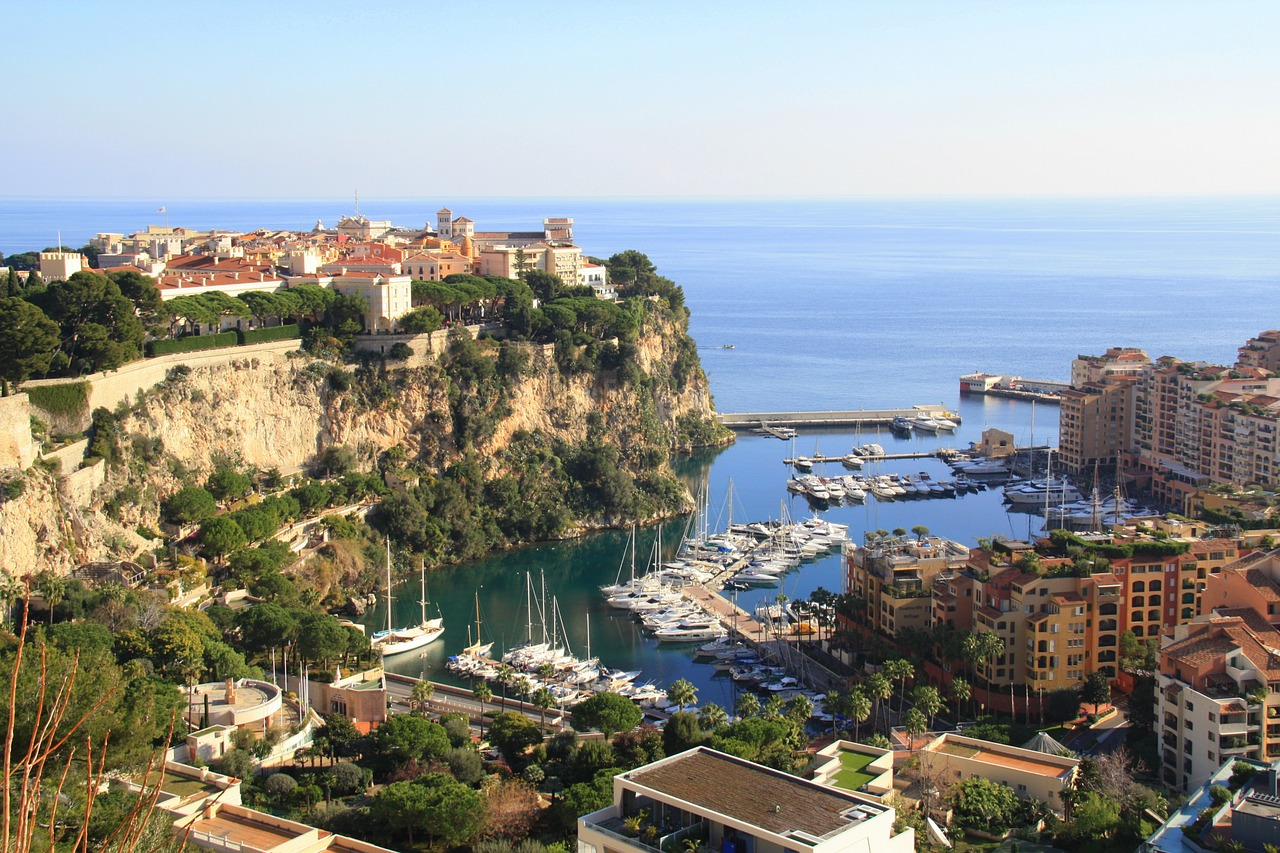 "Illustration de la page ""L'histoire de Monaco"""