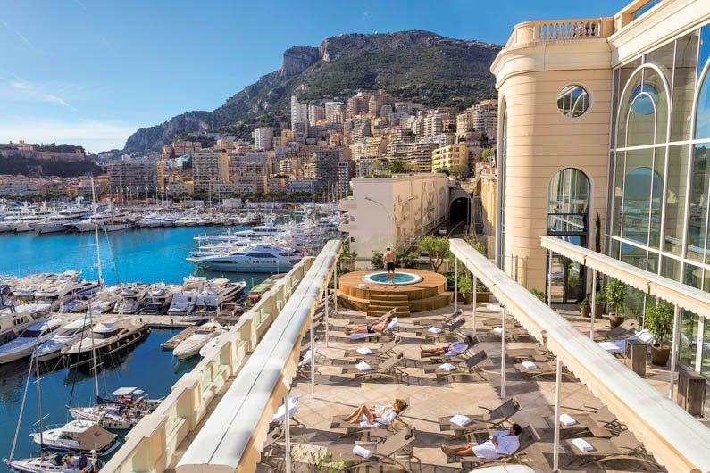Les Thermes Marins de Monaco.